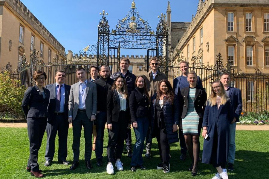 MGIMO MBA Students Attend Entrepreneurship Classes at Oxford University