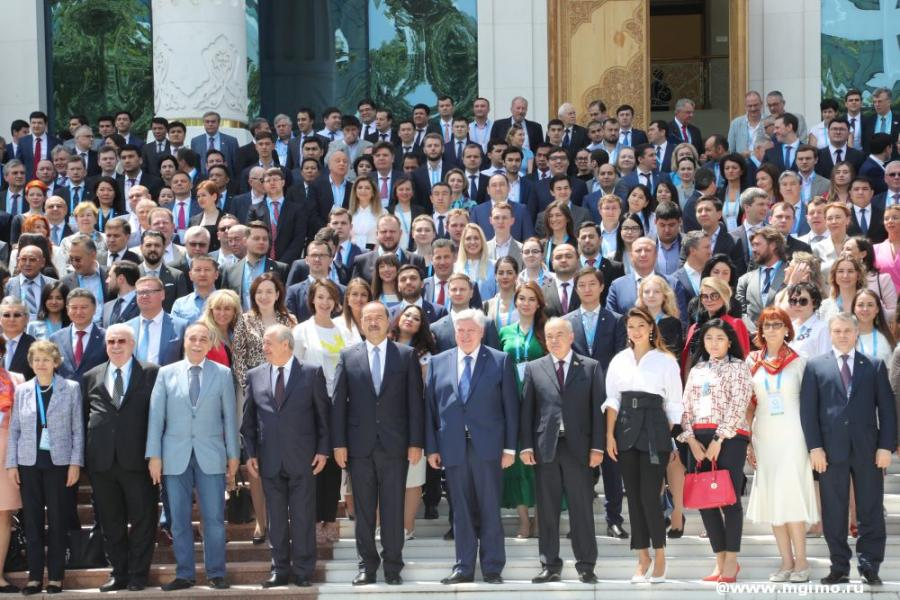 The V International MGIMO Alumni Forum in Tashkent