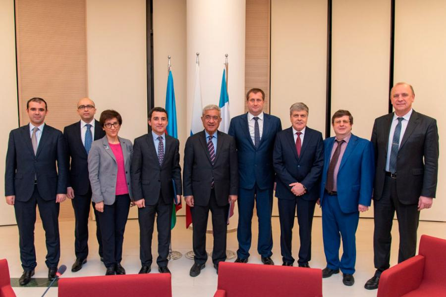 MGIMO MBA and ADA University Sign Joint Programme Agreement in Baku